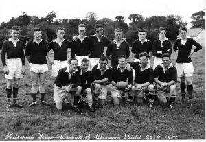 Aberavon Shield Winners 1957