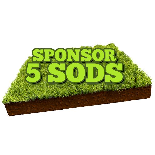 Sponsor 5 Sods