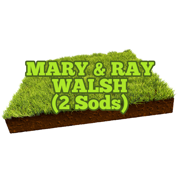 Mary and Ray Walsh