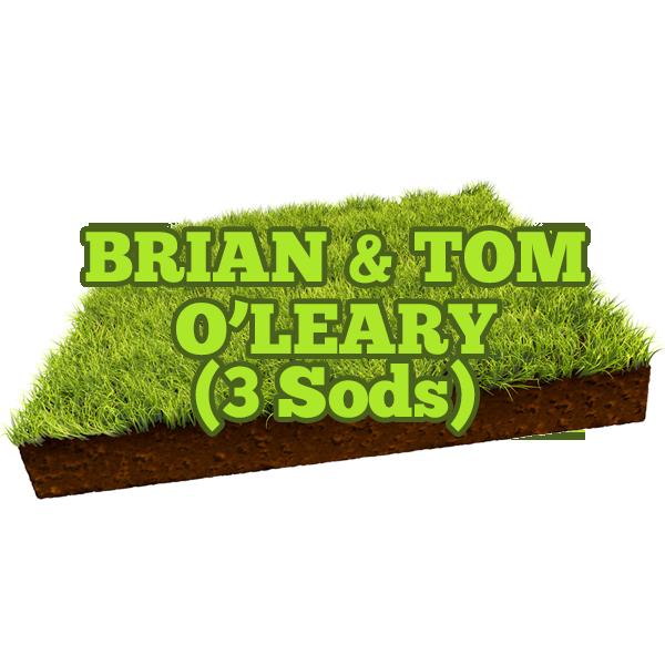 Brian & Tom O'Leary
