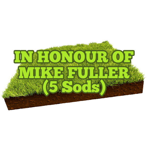 In honour of Mike Fuller