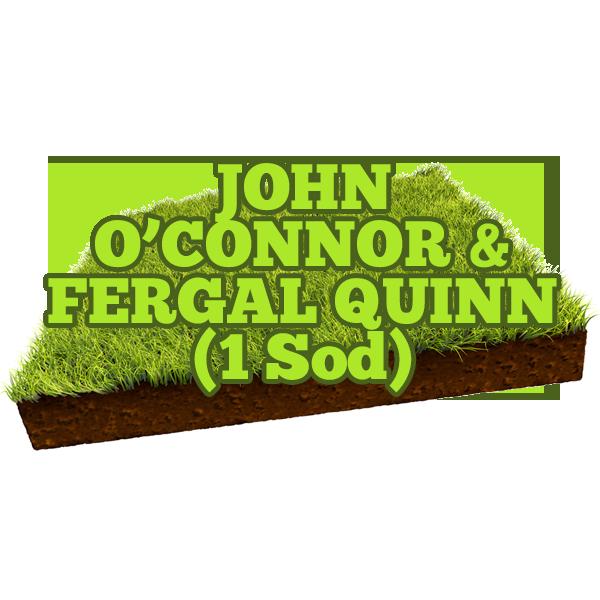 John O'Connor & Fergal Quinn