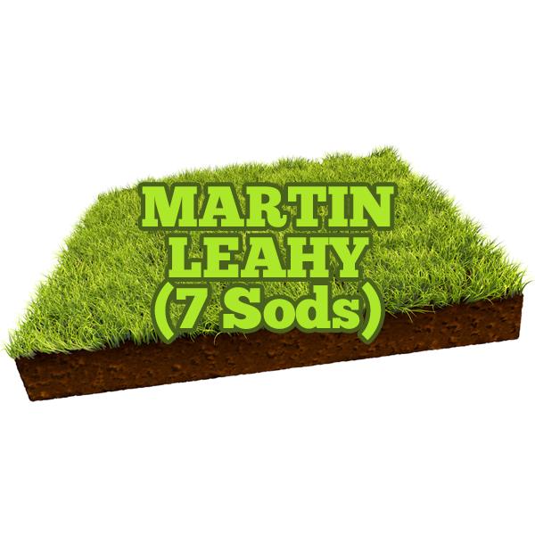 Martin Leahy