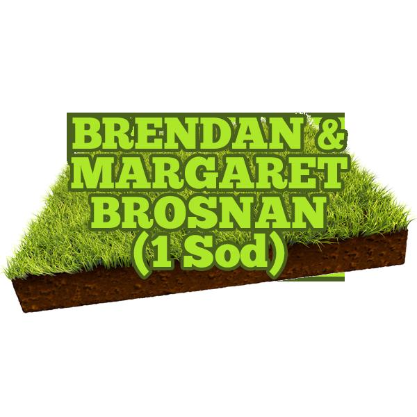 Brendan & Margaret Brosnan