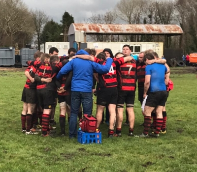 Seniors beat neighbours to reach Cup final