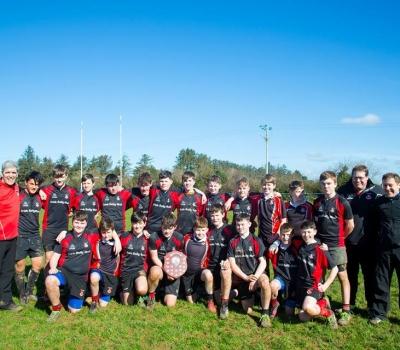 U14's win West Munster League