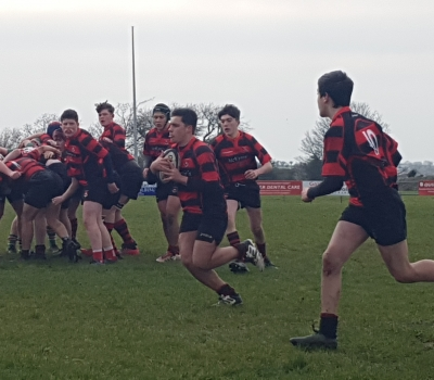 U16 host Sunday's Well at Aghadoe