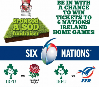 Fancy heading to see Ireland in 6 Nations?