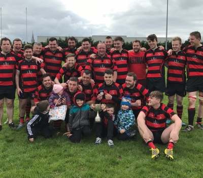Killarney RFC win historic 3 in a row!