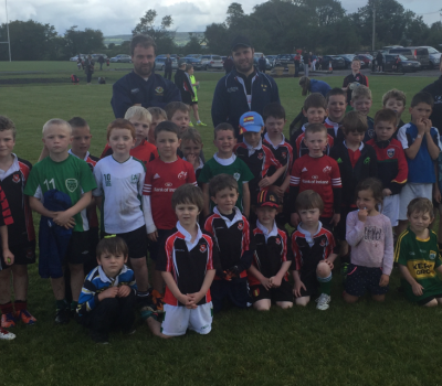 Killarney RFC News: Aug 31, 2015