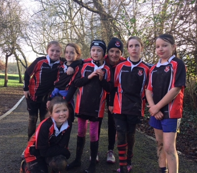 KRFC Girls enjoy Listowel RFC Girls only blitz