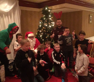 Killarney RFC News: Minis Christmas Party, Fixtures