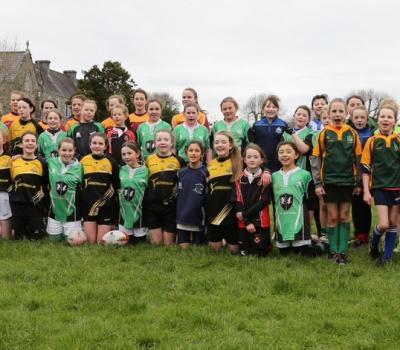 Killarney RFC host Girls Only Blitz