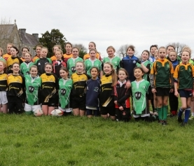 Killarney RFC host Girls Only Blitz