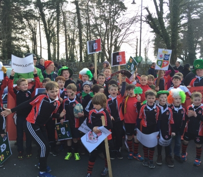 St. Patrick's Day Parade, Girls rugby Day and KRFC to host Minis Blitz