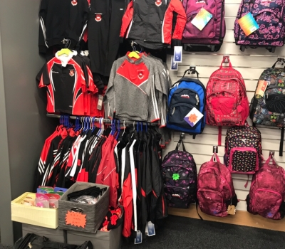 KRFC Merchandise available at Walsh Brother's School Wear