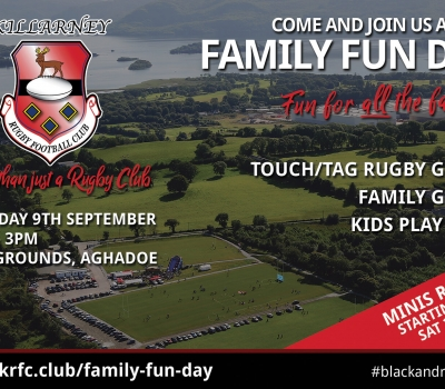 KRFC Family Fun Day – 9th of September