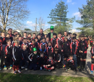 Killarney RFC – St. Patrick's Day Parade, 2015