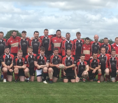 Historic Day at Aghadoe – First Senior Match