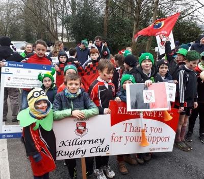 2018 St Patrick's Day Parade