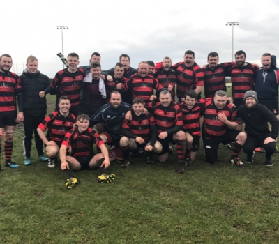 Seniors win epic derby in league decider