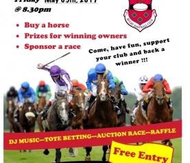 Killarney RFC presents: A video race night