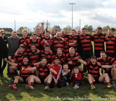 Seniors win Martin O'Sullivan Cup!