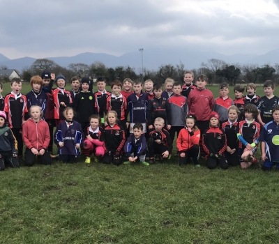 Killarney RFC Minis Travel to Killorglin