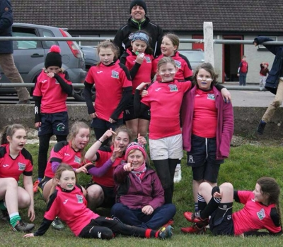 Kerry U13's Girls soar at Highfield