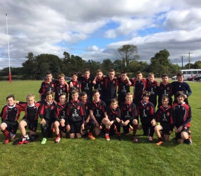 Killarney Rugby Club News, Oct 02 2015