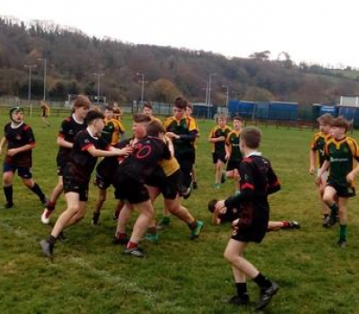 West Munster U14 League – Killarney 21 Listowel 12