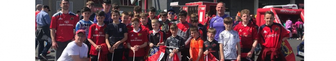 West Munster U14 Cup Final – Killarney 17 Castleisland 33