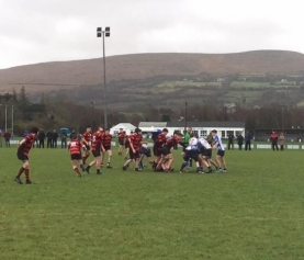 U16 in cracker against Kanturk