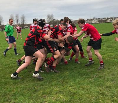 Munster U16 Cup Douglas/Carrigaline 0 Killarney 52 – Match Report