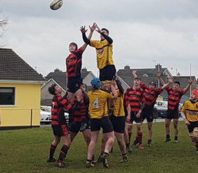 U16's unlucky at Abbeyfeale