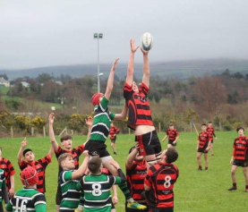 Munster U16 Cup – Killarney 15 Clonmel 5: match report