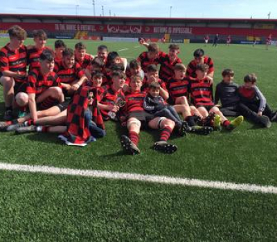 Killarney RFC win the U16 Munster Development Cup – match report