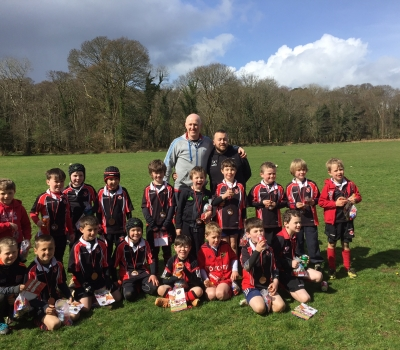 Minis End of Season, April 2015
