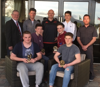 KRFC Youths Awards: Season 2015-2016