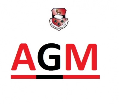AGM Report – Executive Committee 2016/2017