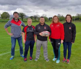 Ladies Rugby starts this Wednesday at Aghadoe!