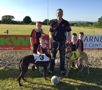 Killarney RFC Presents: A Night at the Dogs – 23rd of July, 2016