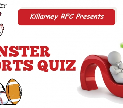 Monster Sports Table Quiz: 10th December 2015