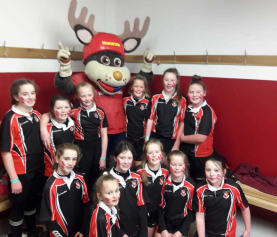 Killarney RFC Girls create history at Thomond Park