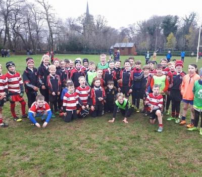 Killarney RFC Minis host Killorglin and Chorca Dhuibhne
