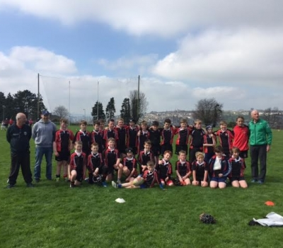 Killarney RFC U11 & U12 enjoy trip to Cork