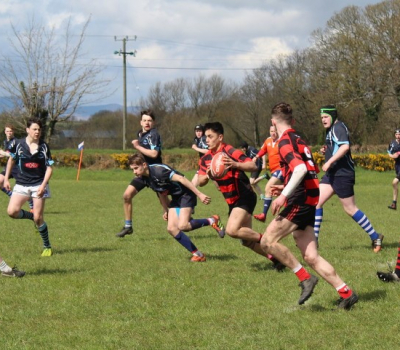 West Munster U16 Cup – Killarney 47 Killorglin 12