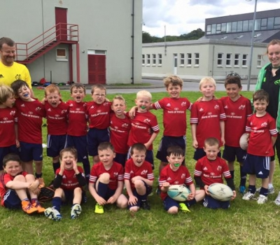 Munster Rugby Summer Camp 2015