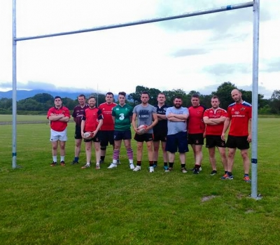 Seniors Training at Aghadoe