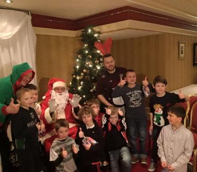 KRFC Minis Christmas Party 2016